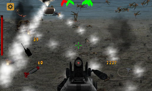 Defence-The-Beach 2