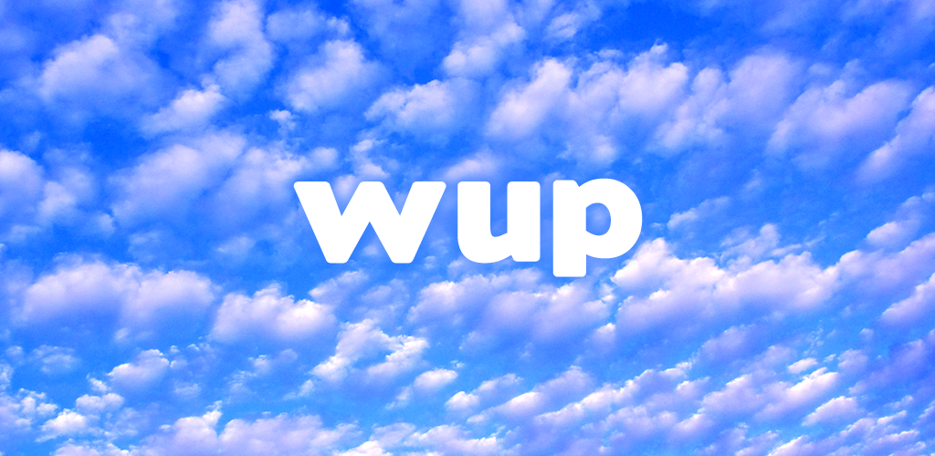 Download WUP APK latest version app for android devices