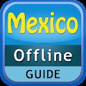 Mexico City Offline Guide icon
