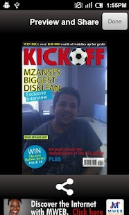 Kick Off Cover Star- screenshot thumbnail