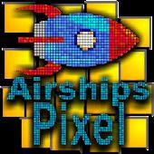 Airships Pixel