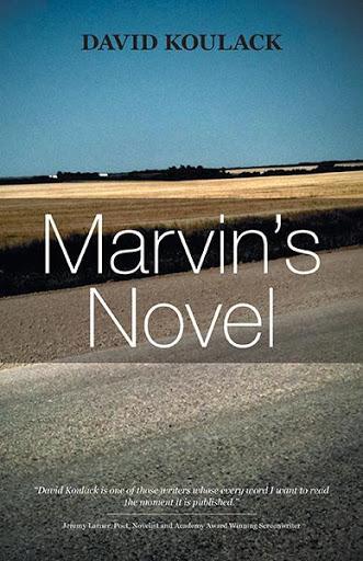 Marvin's Novel cover