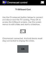 Screenshot of TV Billboard Creator