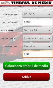 Calcul timbru de mediu 2013 - screenshot thumbnail