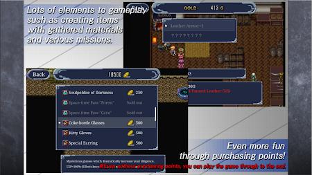 RPG Machine Knight 1.1.9g screenshot 303007