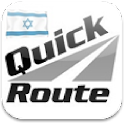 Quick Route Israel icon