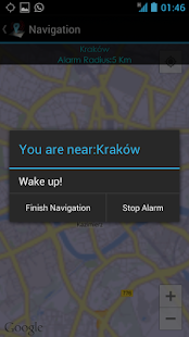 Travel Alarm (Lite)- screenshot thumbnail
