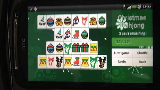 Mahjong Christmas 2012