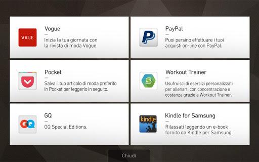 免費下載生活APP|GALAXY Tab S Experience(ITA)-T app開箱文|APP開箱王