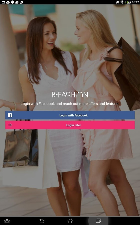 BFashion- screenshot