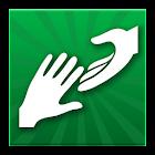 Services assistance Desjardins icon