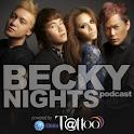 BeckyNights logo