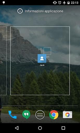 Widget Contatto per Telegram
