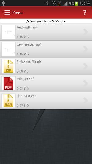 2 FVD - Free Video Downloader App screenshot
