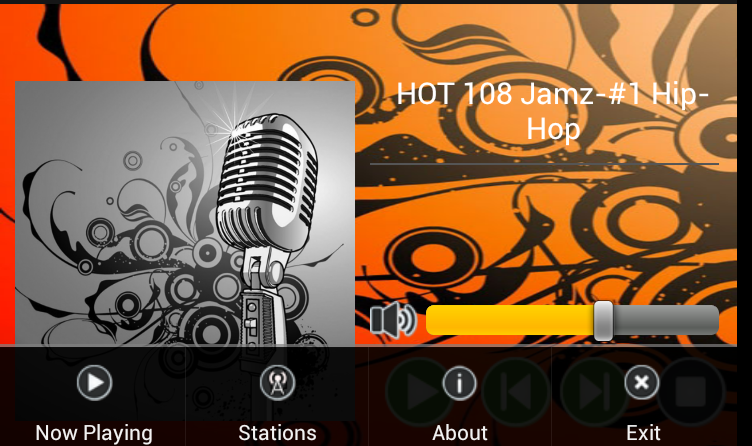 Hot Pop Radio Music Streaming - screenshot