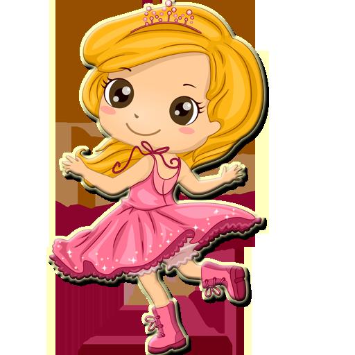 公主女孩拼图 解謎 App LOGO-硬是要APP