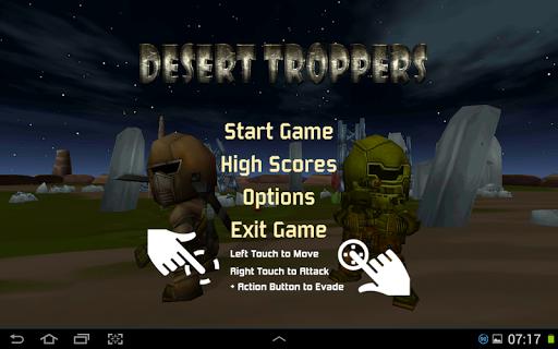 Desert Troops