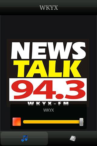WKYX News Talk 94.3FM