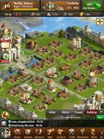 Screenshot of Kingdoms of Camelot: Battle