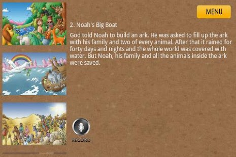 Toddler Bible - screenshot thumbnail