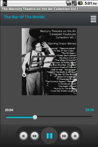 Mercury Theatre on the Air V 1