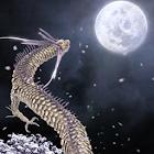 Moon Dragon Black icon