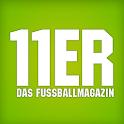 11er Magazin logo