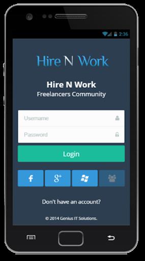 Hire N Work