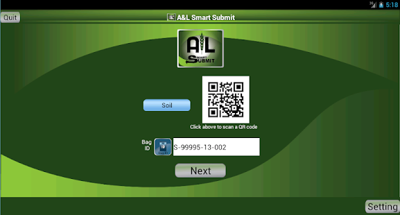 A&L Smart Submit- screenshot thumbnail