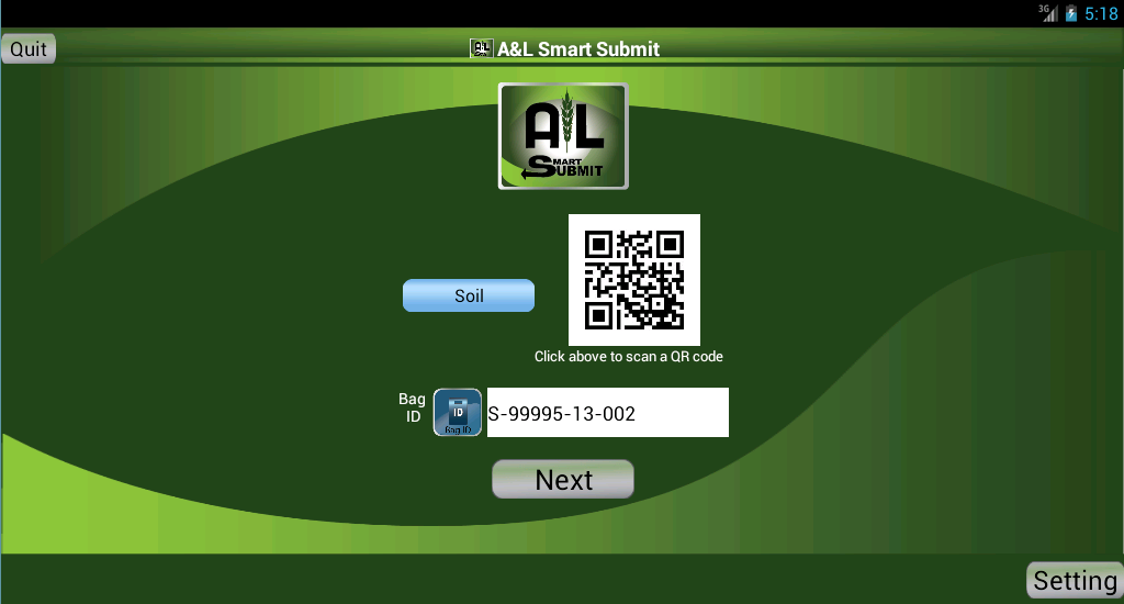 A&L Smart Submit- screenshot
