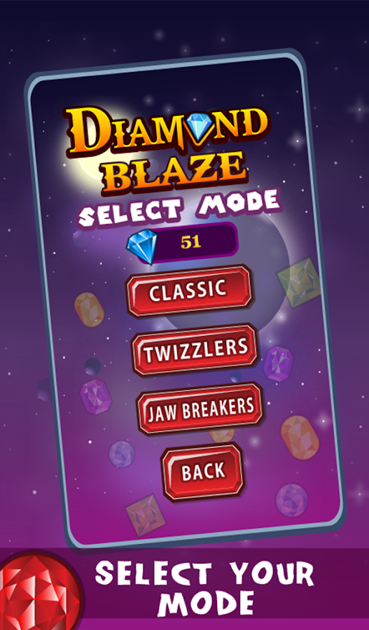 Diamond Blaze Pro - screenshot