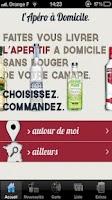 Screenshot of L'Apéro!