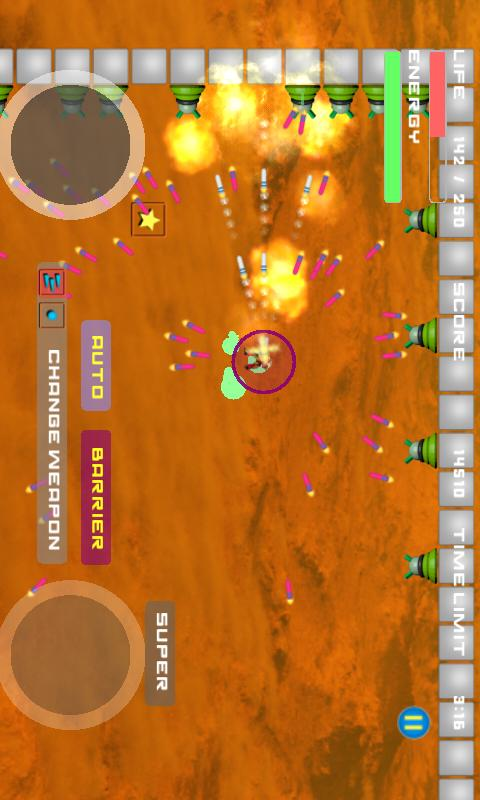 Galactic Iron Wars Free - screenshot
