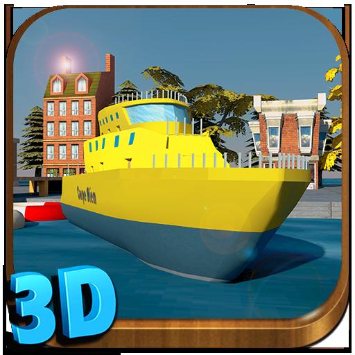 船驾驶3D模拟器 LOGO-APP點子