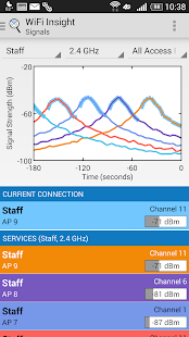 WiFi Insight Wi-Fi Analyzer- screenshot thumbnail