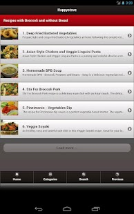 Happystove Recipes - screenshot thumbnail
