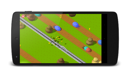 Froggy Crossing the Road- screenshot thumbnail