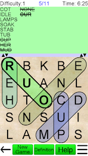 Word Search Ultimate +- screenshot thumbnail