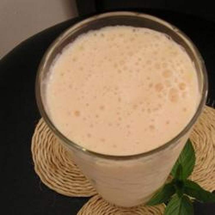 Papaya Passion Smoothie Recipe