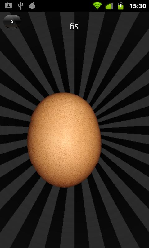 Egg Race- screenshot