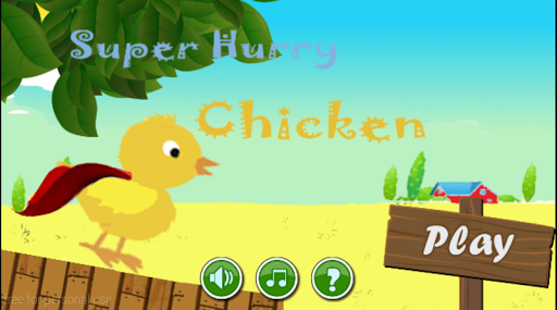 Super Hurry Chicken