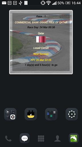 Motorcycle Racing 2014 Widget