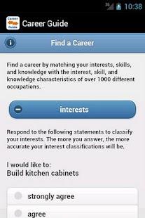 Career Guide- screenshot thumbnail