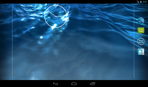 LiquidLight Sea Live Wallpaper screenshot 8