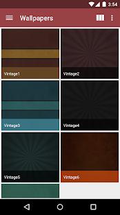 Vintage - Icon Pack - screenshot thumbnail