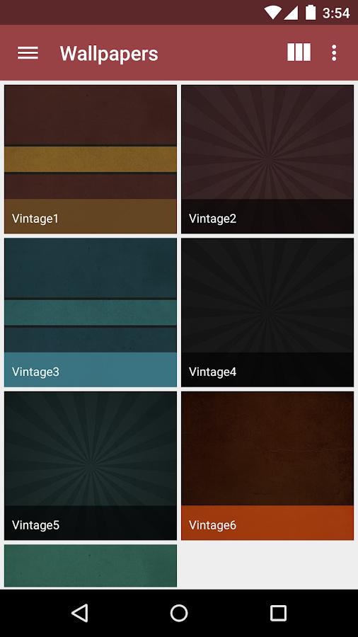 Vintage - Icon Pack - screenshot