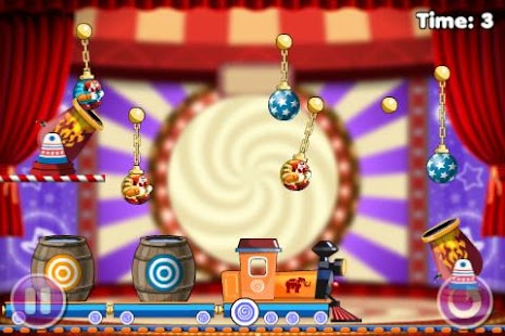 Puzzle Game - Cut the clowns 2- screenshot thumbnail