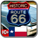 Route 66 TEXAS HD+ Wallpaper icon