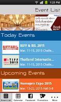 Screenshot of IMPACT Muang Thong Thani