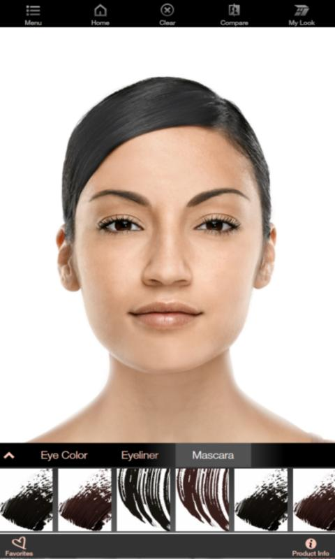 Mary Kay® Virtual Makeover - screenshot